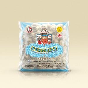 """GrandmasPerogies Pork """"Ukrainian"""" Dumplings (Pelmeni) 1Lb"""