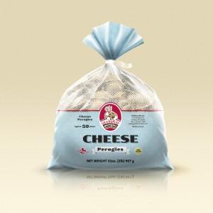 GrandmasPerogies Salted Farmers Cheese Perogies 2Lbs