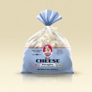 GrandmasPerogies Sweet Farmers Cheese Perogies 2Lbs