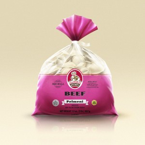 Grandmas Perogies Standard 2lb Beef Dumplings