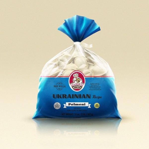 Grandmas Perogies Standard 2lb Ukrainian Dumplings