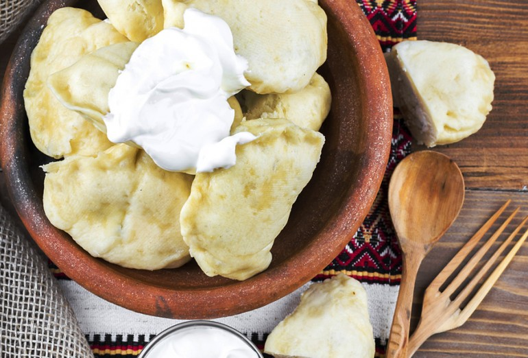 Traditional Sweet Perogies