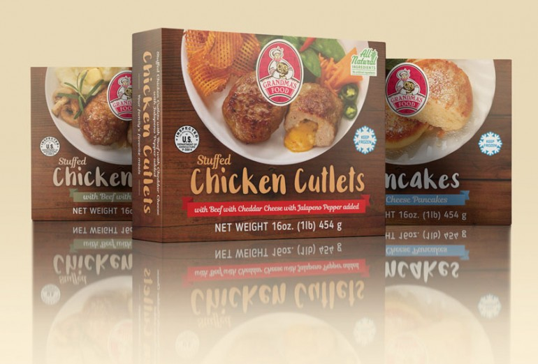 Grandmas Food new products announce