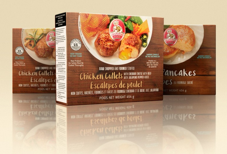 Exciting Launch of Our New Line: Grandmas Food